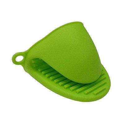 Luva Bico de Silicone - Verde - Mimo Style