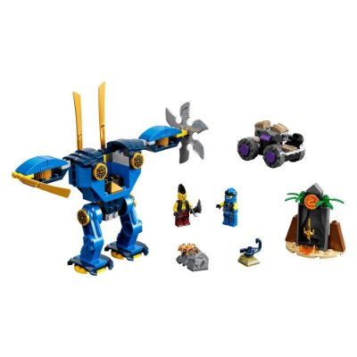 Lego Ninjago Legacy - Jay's Electro Mech - Lego