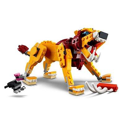 Lego Creator 3 em 1 - Savana - 224 Peças - Lego