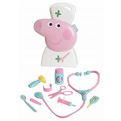Maleta Médica Peppa Pig - 9 Peças - Multikids