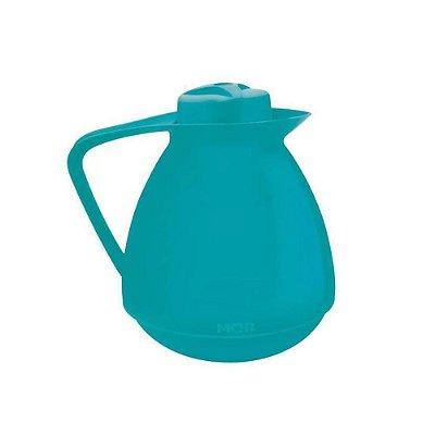 Bule Termico Amare Azul Piscina - 650ml - Mor