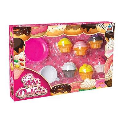 Kit Delicia Cupcakes - Braskit