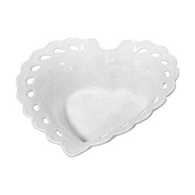 Bowl Fundo Coração Porcelana - 14cm - Dynasty