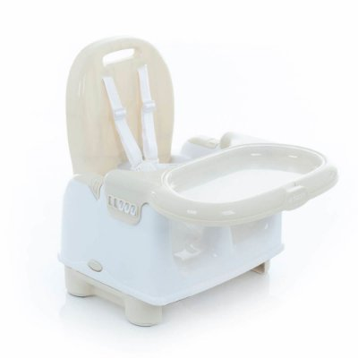 Cadeira de Refeição Portátil Mila - Bege - Infanti