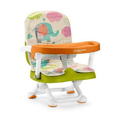 Cadeira De Alimentação Portátil Animais Baby - Multikids