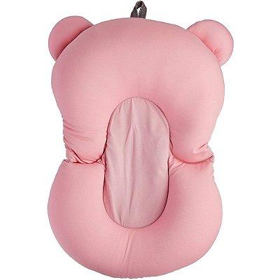 Almofada para Banho Baby Rosa - Buba