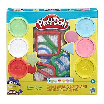 Conjunto Massinhas - Formas - Play-Doh