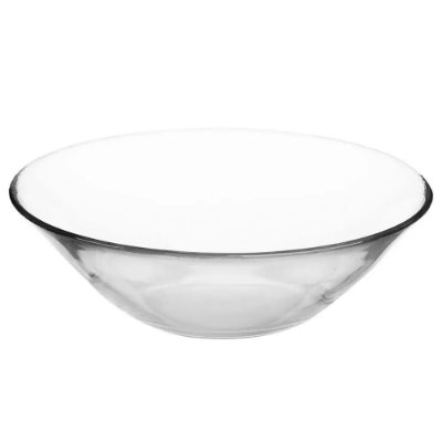 Bowl de vidro Temperado - 14cm - Full Fit