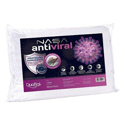 Travesseiro Nasa Antiviral - Duoflex