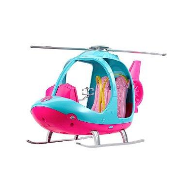Barbie Helicóptero - Mattel