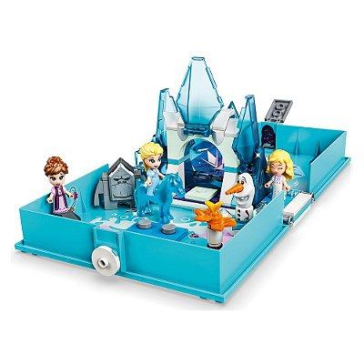 Lego Disney Livro de Histórias Frozen II - Lego