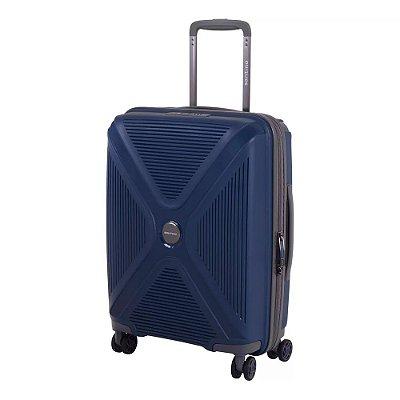 Mala de Viagem Firenze PP Pequena - Azul - Santino