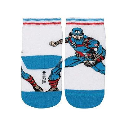 Meia Avengers - Capitão América - Lupo