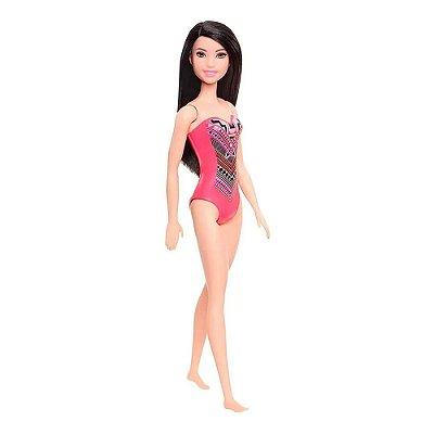 Barbie Praia - Morena - Mattel