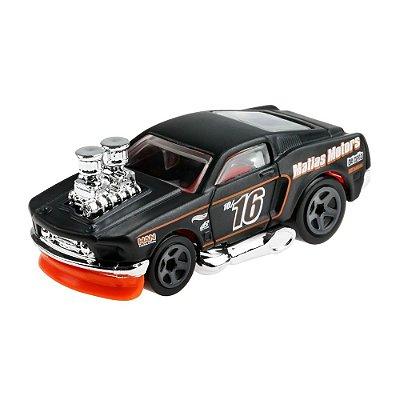 Carrinho Hot Wheels - 68 Mustang - Mattel