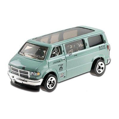 Carrinho Hot Wheels - Dodge Van - Mattel