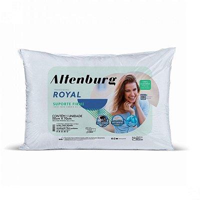 Travesseiro Royal - Suporte Firme - Altenburg