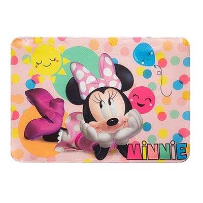 Tapete Fun Disney Minnie Dots - 50 x 70cm - Jolitex