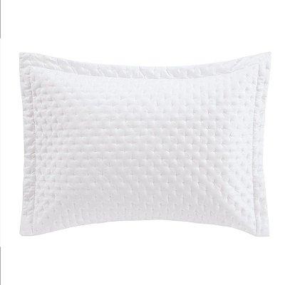 Porta Travesseiro Ultrawave Cristal - Branco - Altenburg