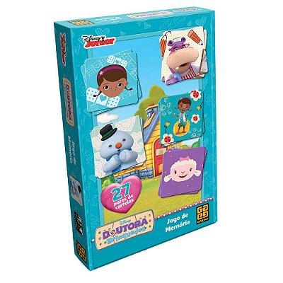 Jogo da Memória Doutora Brinquedos - Grow