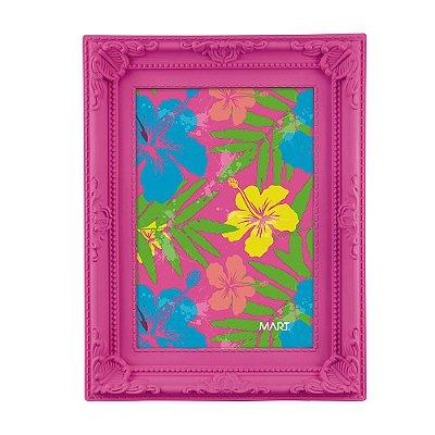 Porta Retrato Neon Rosa 10 x 15 - Mart
