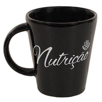 Caneca de Cerâmica - Nutrição - Brasfoot