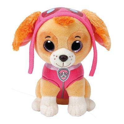 Pelúcia Ty Beanie Boos - Skye - Patrulha Canina