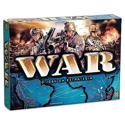 Jogo War - Grow