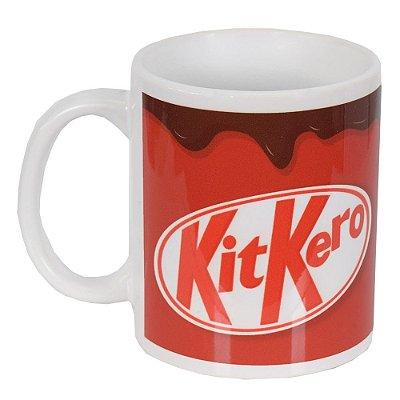 Caneca de Cerâmica - KitKero - Vikos