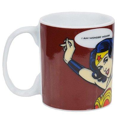 Caneca Mulher Maravilha DC Comics Originals 300ml