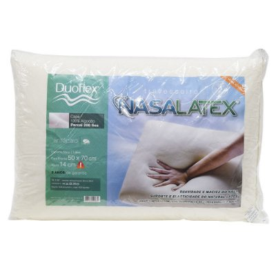 Travesseiro Nasalatex 14cm - Duoflex