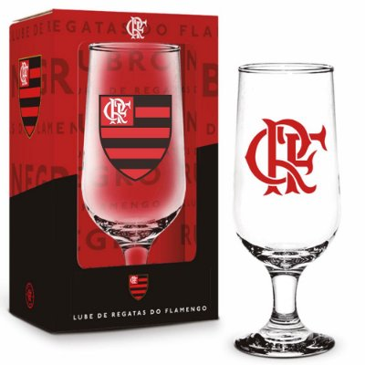Taça Flamengo - 300 ml - Brasfoot
