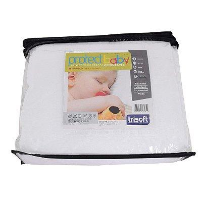 Protetor Impermeável para Colchão de Berço - Protect Baby - Trisoft