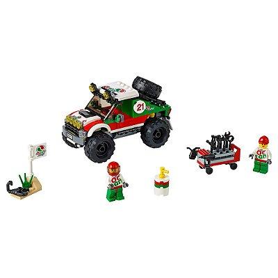 Lego City - 4x4 Off-Road