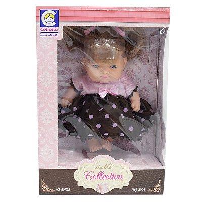 Boneca Dolls Collection - Cotiplás