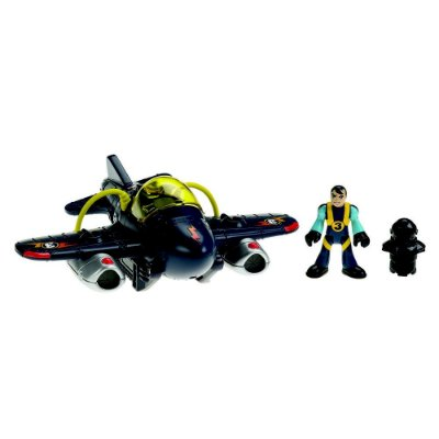 Imaginext Sky Racer - Jato Twister - Fisher-Price