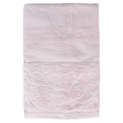 Toalha de Banho Unique Anette - Rosa Claro - Santista