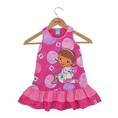 Vestido Doutora Brinquedos - Malwee