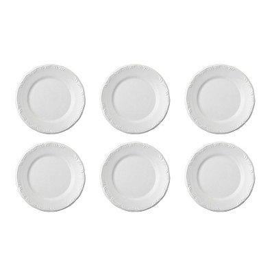 Jogo de Pratos de Sobremesa Pomerode - 6 peças - Schmidt