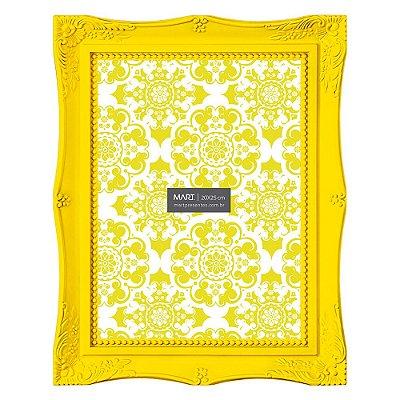 Porta Retrato Amarelo - 20 x 25 - Mart