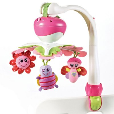 Mobile Take Along Princess Rosa 3 em 1 - Tiny Love