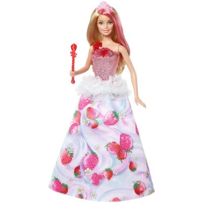 Boneca Barbie Dreamtopia - Princesa Reino dos Doces - Mattel