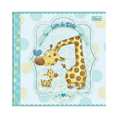Livro do Bebê - Menino - Tilibra