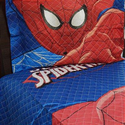 Colcha Matelassê Infantil - Spider-Man Ultimate - Lepper