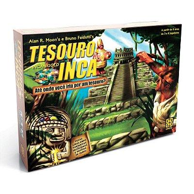 Jogo Tesouro Inca - Grow