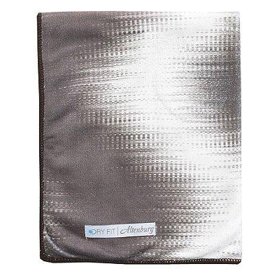 Toalha de Rosto Dry Fit Tie Dye Marrom - Altenburg