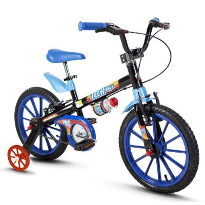 Bicicleta Tech Boys - Aro 16 - Nathor