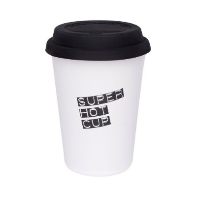 Copo Trip com Tampa - Super Hot Cup - 300ml - Oxford
