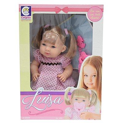 Boneca Luisa - Cotiplás