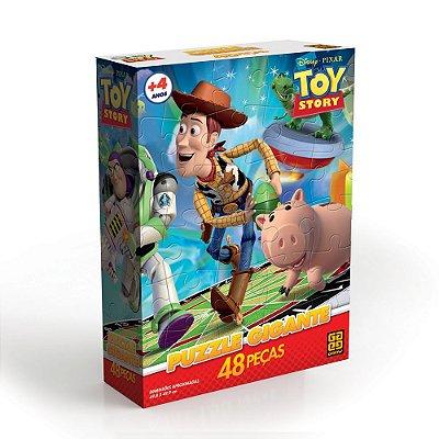 Quebra-Cabeça Gigante Toy Story - 48 Peças - Grow